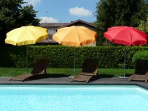 Ombrelloni classici - Borgo