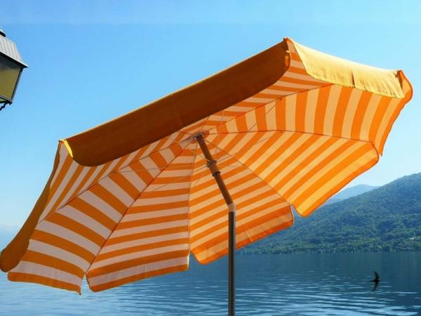 Parasol with valances Venezia