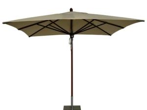market parasol Timbers