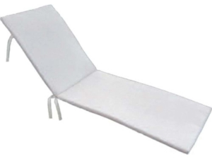 cushion for lounger breathable