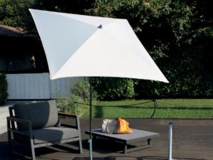 Novara square umbrella