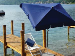 ombrellone rettangolare Novara